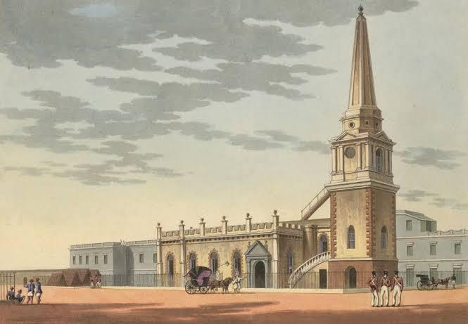 Saint George Fort