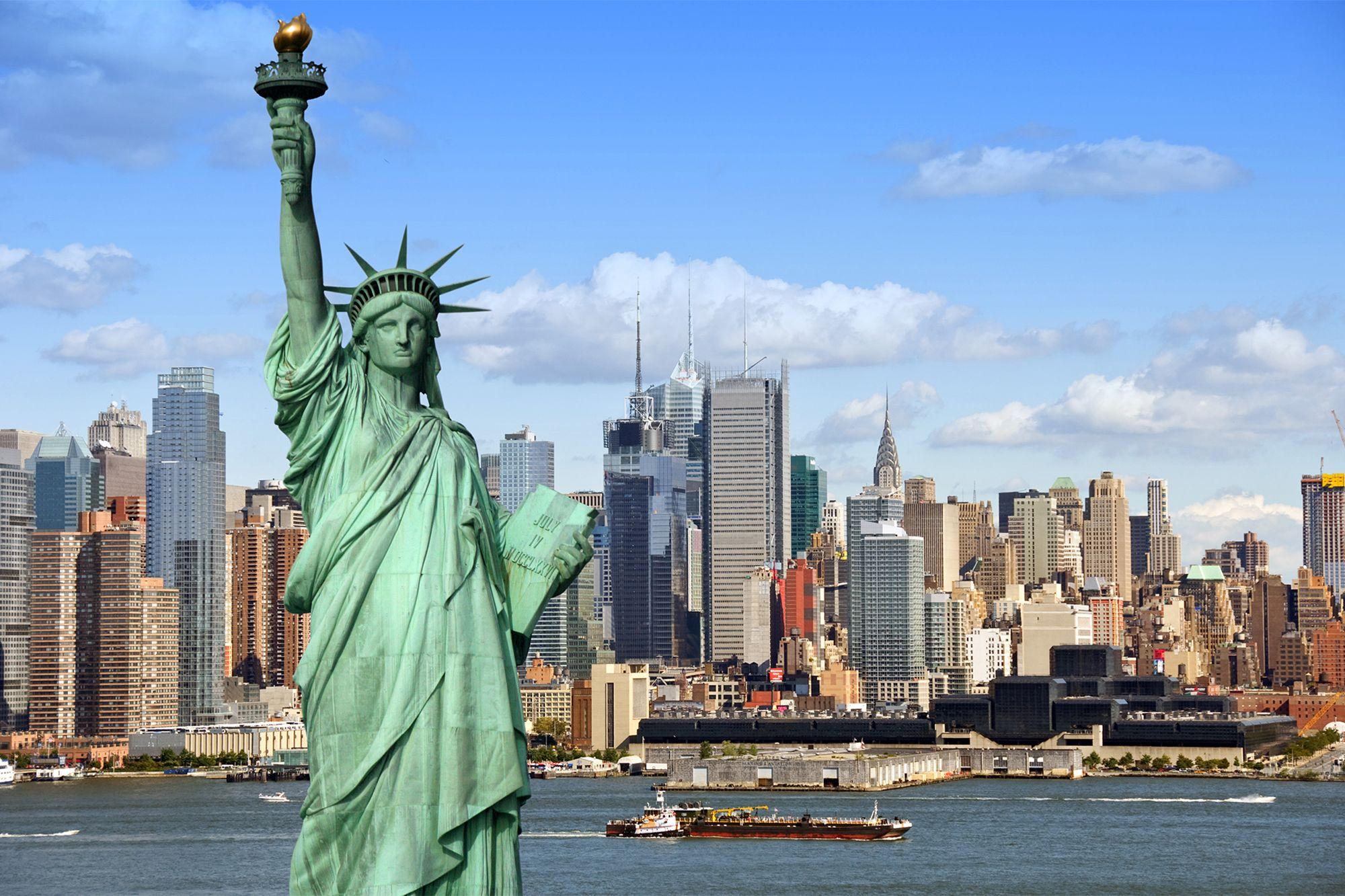 ny -liberty statue